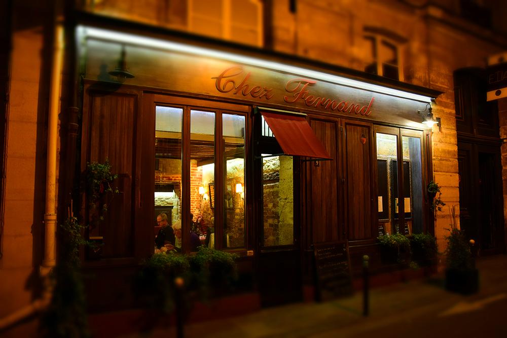 Restaurant Chez Fernand